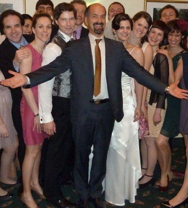 Mona und Kris heiraten bei Stromberg