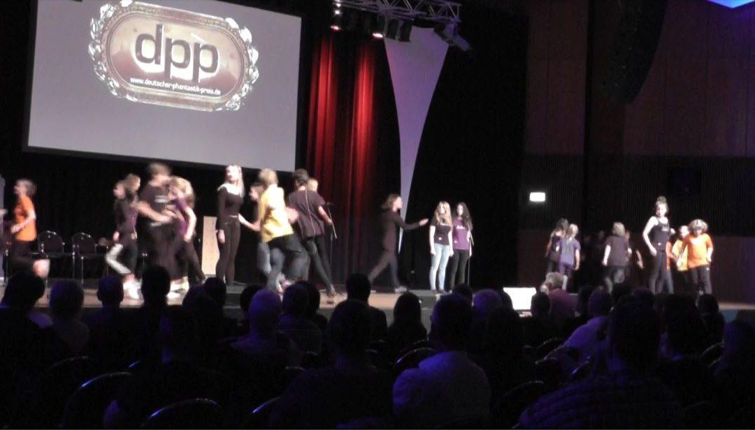 Stagefreaks eröffnen Gala zum Deutschen Phantastikpreis 2017